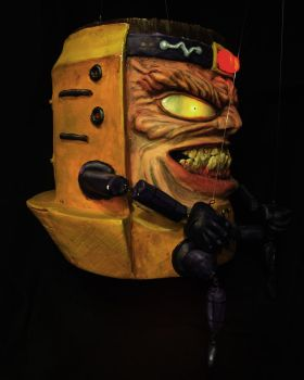 M.O.D.O.K. 7 by NateTheKnife
