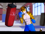 Adrenaline keeps me in the game. by HotRod-302