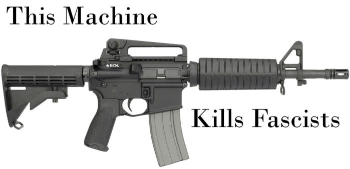 This Machine Kills Facists by oi101