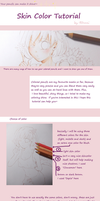 colored pencils- Skin Color Tutorial by Rhomi