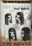 mary murder. by boobookittyfuck
