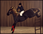 .:: Better than a saddle ::. by PaleMount
