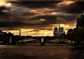 Notre Dame by Stone100