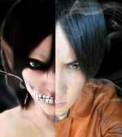 Eren Jaeger - Preview II by RikuKHx