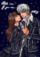 - Zero x Yuki - Kill me... by Lili-ve