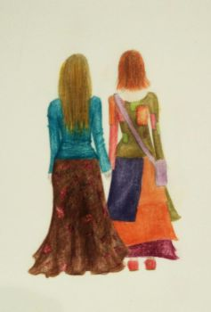 Willow and Tara by GinnyWeasley-13