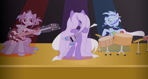 She was a Pony in a Band... by chriserony