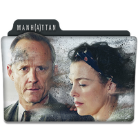 Manhattan : TV Series Folder Icon v3 by DYIDDO