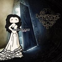 Evanescence - The Open Door by NickyToons