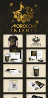 Moroccan Talents Logo by Hamdan-Graphics