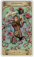 Tarot I - The Magician by Hedrick-CS