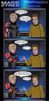 Mass ETrek - Issue 1 by Mecha-Potato-Alex