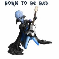 Born to be bad by Kittykatpaws