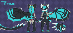 Tirukia anthro ref by sowia