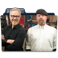 MythBusters Folder Icon by asmodeopt