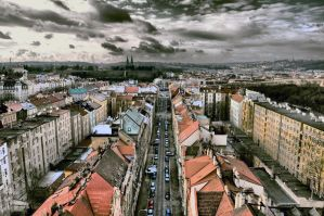 My beloved Prague by tomsumartin