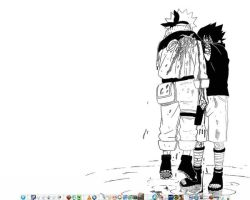 Current wallpaper - Naruto by Hand-Drawn