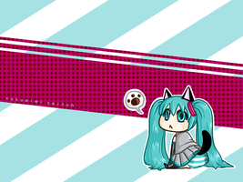 Miku Wall :: Nekomimi Switch by K1lljoy