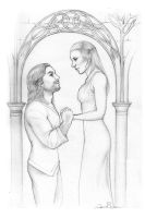 Kili and Tauriel - Could you love me? by Ingvild-S