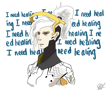 I need healing by HyundooMandoo