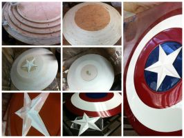 Captain America Shield by Pako-X