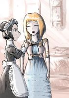 Victorian style by hielga