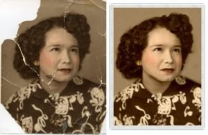 Photo Restoration by slythai