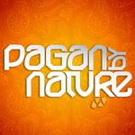 Pagan By Nature podcast logo by alexluna