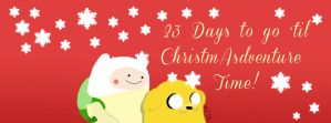 ChristmAsdventure Time Countdown by RjJacinto