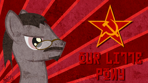 Trotsky - Our Little Pony by Meater6