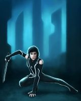 Tron by OffbeatWorlds
