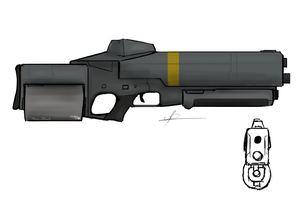 GCon Auto-Shotgun by Csp499