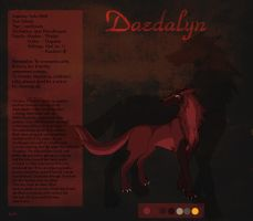 Daedalyn -contest- by Aarok