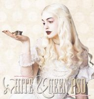 White Queen PNG by lady-vicious