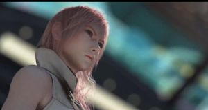 Lightning (FFXIII) by ArselecLune