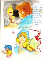 34. Watercolors and gouaches by maesesag