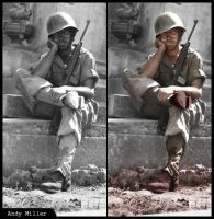 ww2 in color by shortcut07
