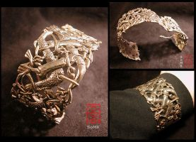 Bracelet - Durrow by somk