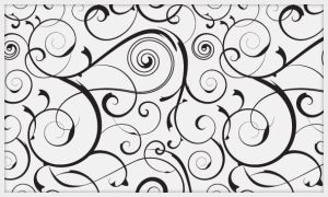 Seamless Swirly Pattern by yummydelicious