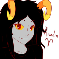 Aradia Megido by Whim-doll