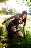 Lara Croft par Charly by illyne