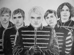 My Chemical Romance by Robacze
