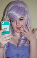 oh my GLOB :: lumpy space princess by dawnleapord