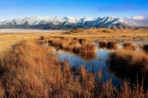 Mackenzie Country by chrisgin