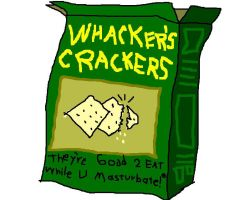 Whackers Crackers by Unnoticed1