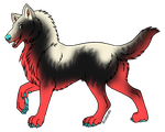 Wolf Adopt - Offer - Adopted by Feralx1