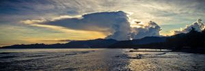 Cloud Island... by WillCook