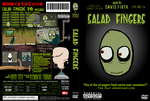 Salad Fingers DVD by RegisCartoons