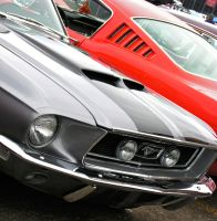Pomona Mustangs by Boss429