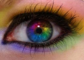 another rainbow eye by ali-is-colourful